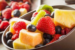 Frisches Obst in Mein Lieblingsglas von Das Obstkistl