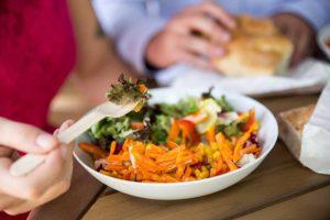 Die Basis - Mein Lieblingsglas - Der frische und hausgemachte Salat im Glas von Das Obstkistl