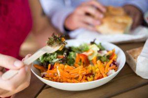 Der hausgemachte Salat - Mein Lieblingsglas - Der Salat im Glas von Das Obstkistl
