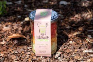 Die Melone - Mein Lieblingsglas - Das Obst im Glas von Das Obstkistl