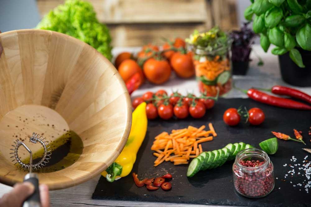 Hausgemachtes Dressing für Mein Lieblingsglas - Der frische und hausgemachte Salat im Glas von Das Obstkistl