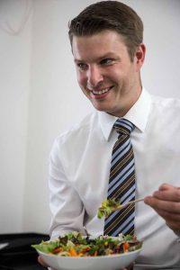 Der schnelle Genuß: Mein Lieblingsglas - Das frische und hausgemachte Salat im Glas von Das Obstkistl