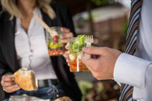 Der schnelle Genuß in der Pause: Mein Lieblingsglas von Das Obstkistl