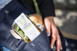 Der Grieche zum Mitnehmen - Mein Lieblingsglas - Der frische und hausgemachte Salat im Glas von Das Obstkistl