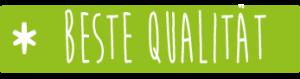 Beste Qualität - MEIN LIEBLINGSGLAS von Das Obstkistl